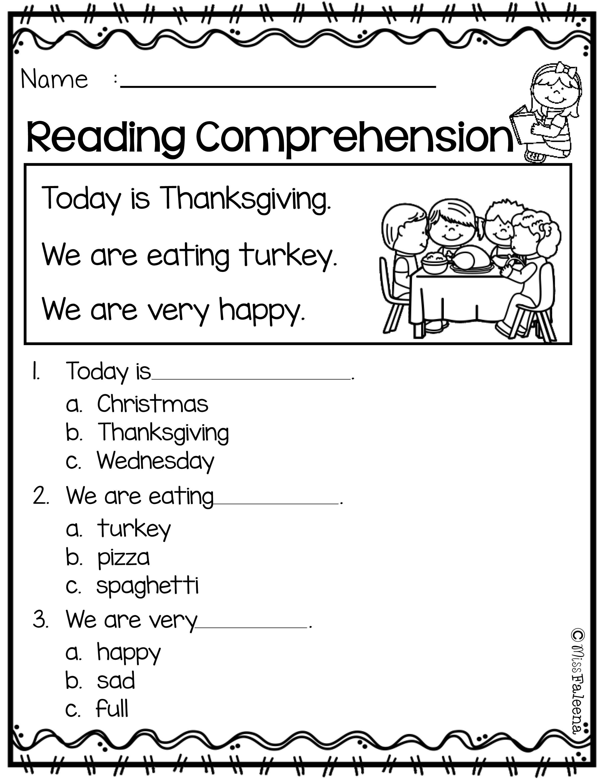 Kindergarten Reading Workbook Pdf - Kindergarten [ 3300 x 2550 Pixel ]
