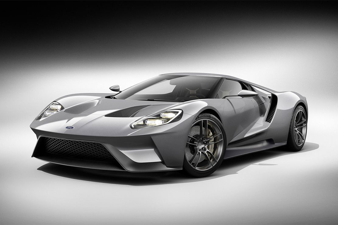 Ford Unveils The Next Generation Gt With Images Ford Gt Ford