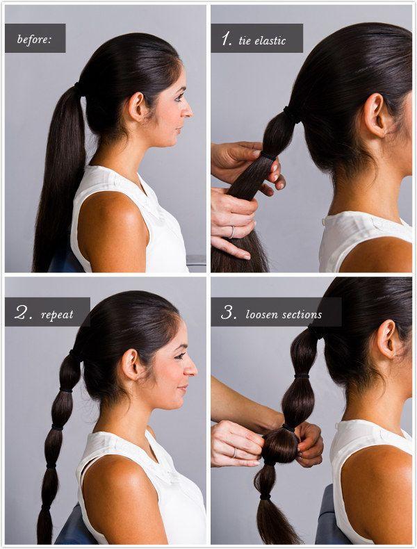 Jasmines Banded Ponytail Fashion Pinterest Disney Hairstyles