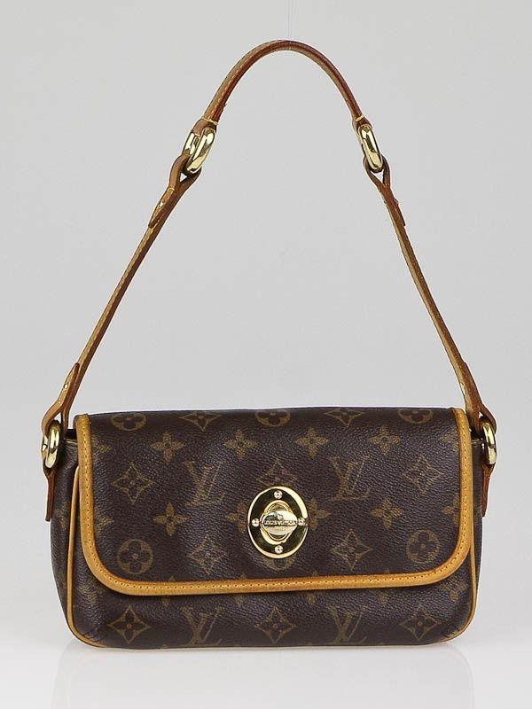 b021ab60f0fd Louis Vuitton Monogram Canvas Tikal PM Bag  bags  fashion