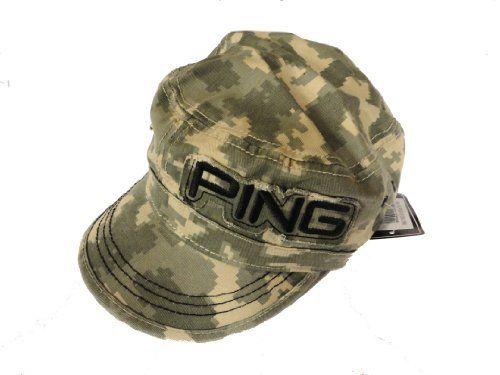 Ping Men s Ranger Cap (DIGITAL CAMO c01a2827f55