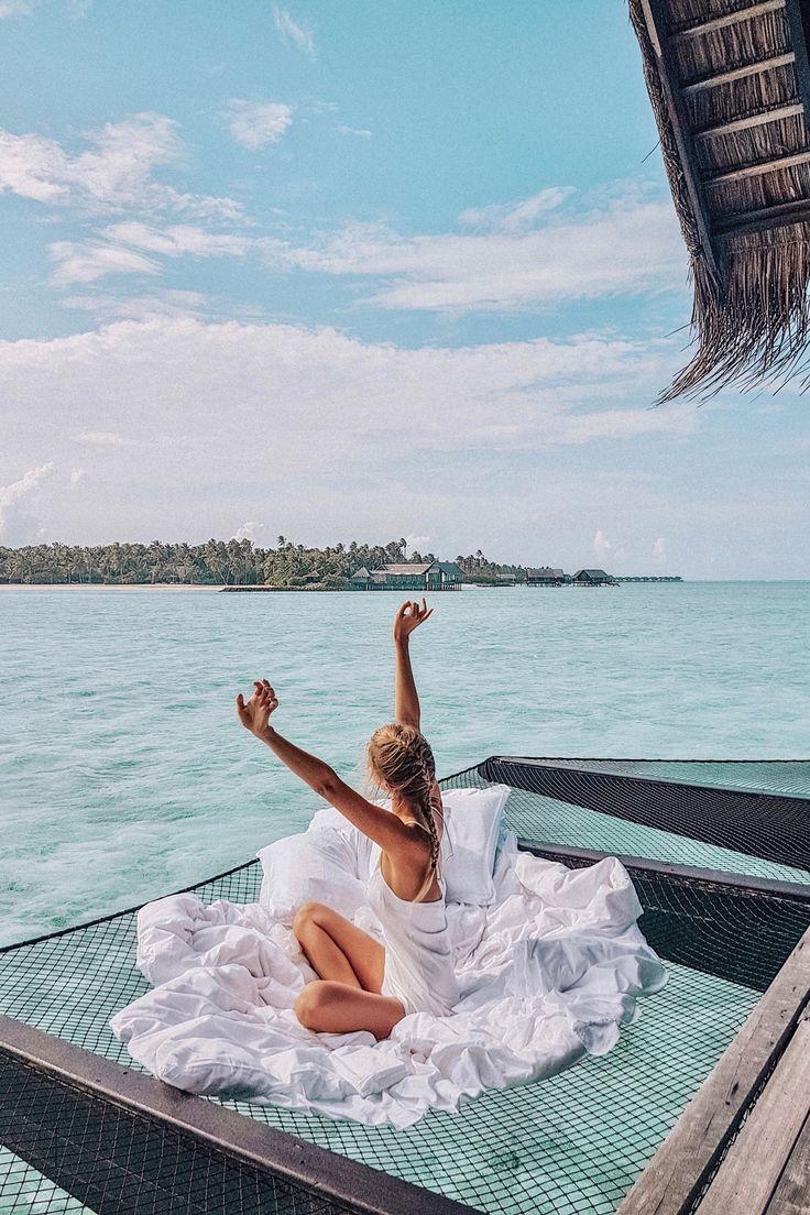 Malediven & # 39; 17 – Leonie Männchen – Haute Couture