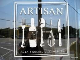 Artisan - Paso Robles, CA