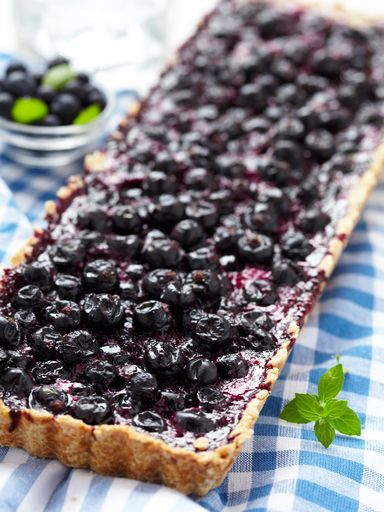 Tarte Aux Myrtilles Ultra Simple Recette Gourmandises Pie