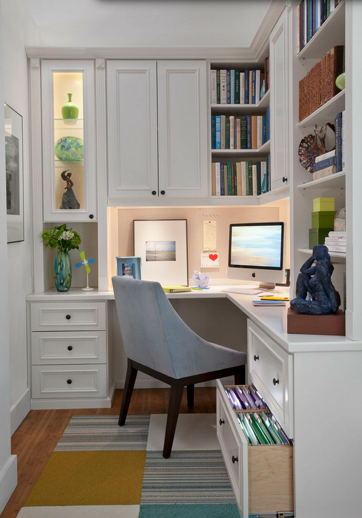 Beautiful Idea Little But Cute Small Home Offices