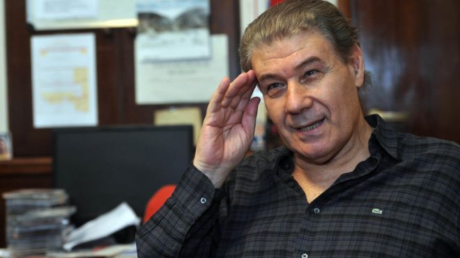 #VenezuelaVaPorLaPAz Víctor Hugo Morales /// Galeano