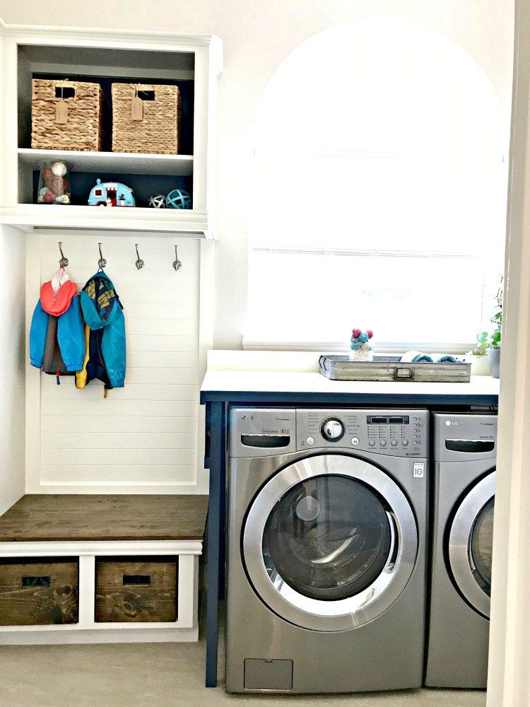3 diy laundry room makeover ideas for a new look aah easy crafts rh pinterest com