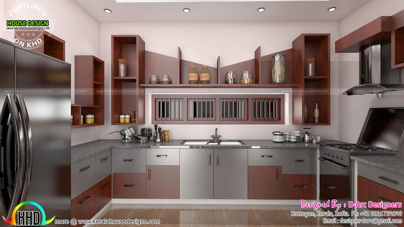 D'life home interiors - kottayam kottayam kerala  house design trends that rocked in years  in   house
