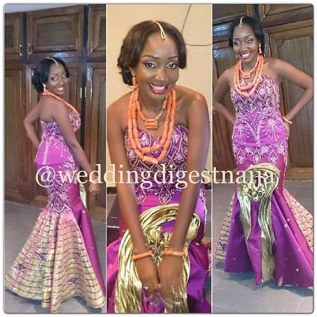 Instagram Photo By Weddingdigestnaija Wedding Digest Naija Statigram African Wedding Fashion Prom Dresses