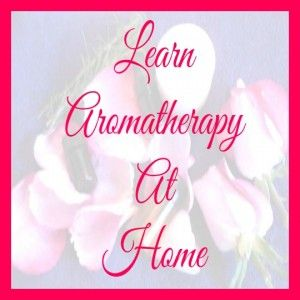 Self paced aromatherapy course