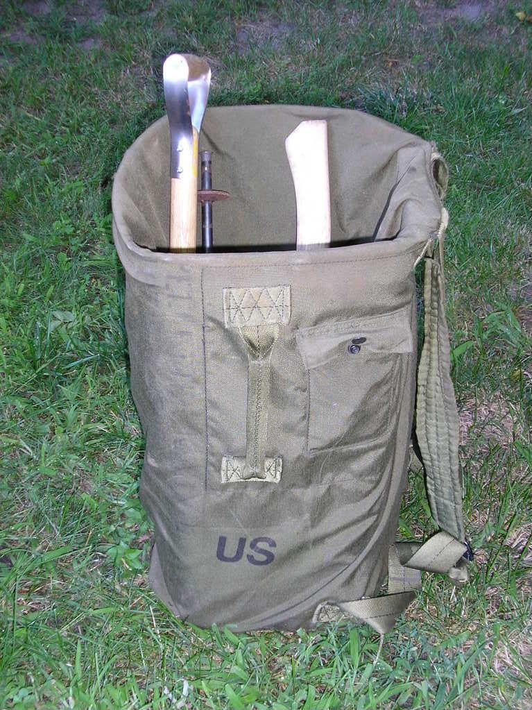 """""""Pack Basket"""" Michigan Trapping and Varmint Hunting"""