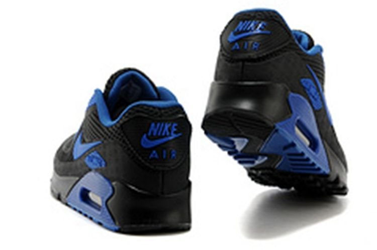 reputable site 5fcd7 2793d Nike MAX 90 KPU New Black Royal Blue 40-45 in 2019 | Filo ...