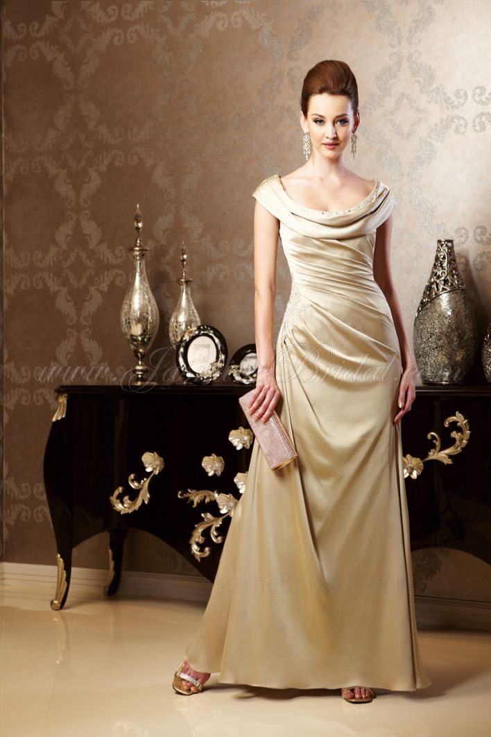 The Mother of Bride Dresses for Fall 2013
