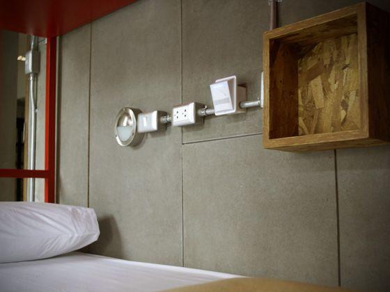 Lub d hostel silom bangkok thailand hostel room types for Decorar habitacion residencia universitaria