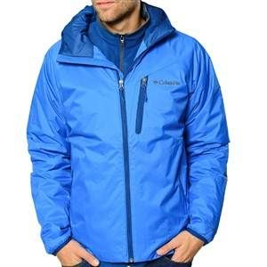 Columbia herren jacke go to jacket