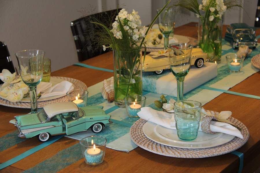 Tischdeko Kuba Kubanische Tischdekoration 2 Klein Tischschmuck