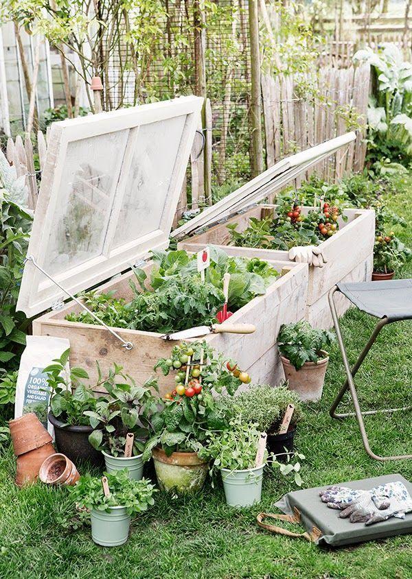 16 günstige und liebevolle DIY-Gartenprojekte, die Sie problemlos erstellen können, #Die #di...