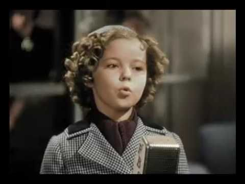 Shirley Temple - Old Straw Hat (Audition)