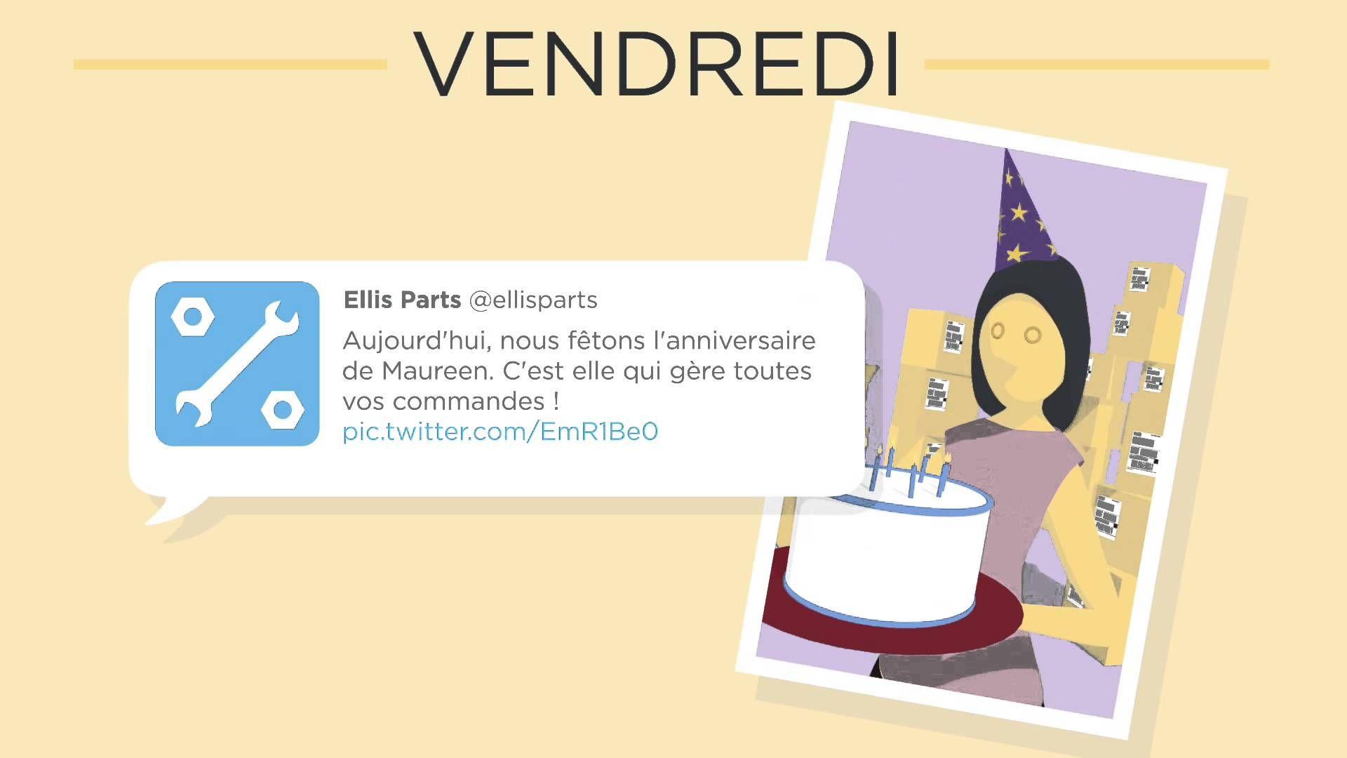 Boostez l'impact de vos Tweets #CM #video Twitter [FR]