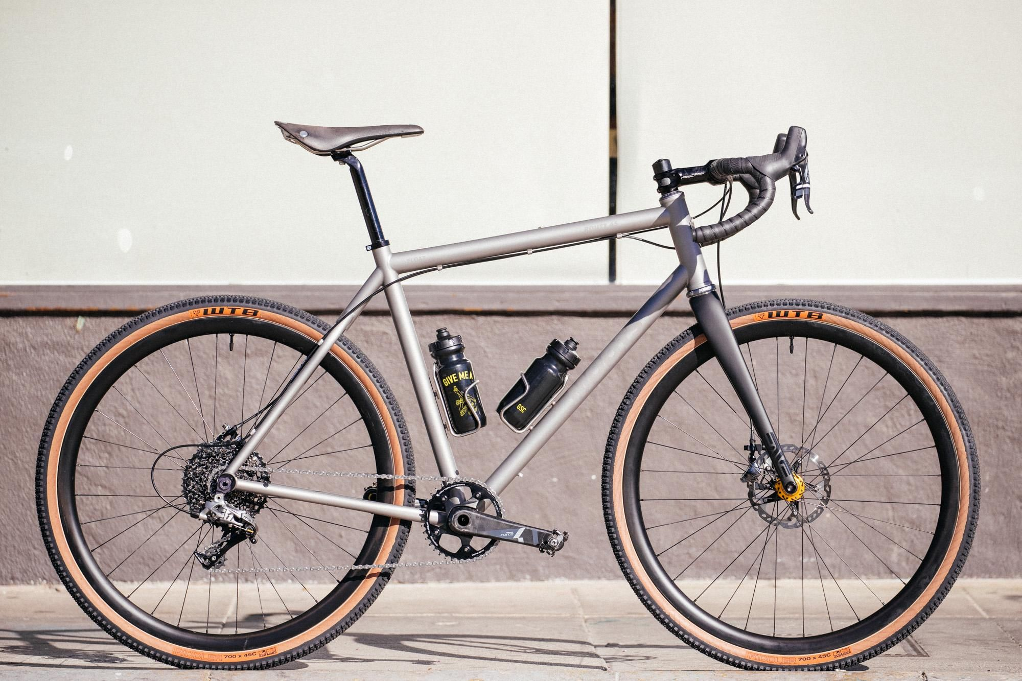 Golden Saddle Rides: Tom's Moots Routt 45 is Ready To Rip