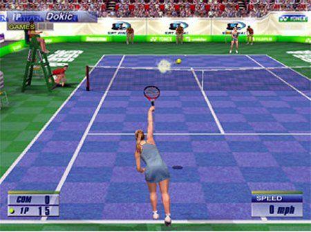 Virtua Tennis 2 Dreamcast Jeux Video