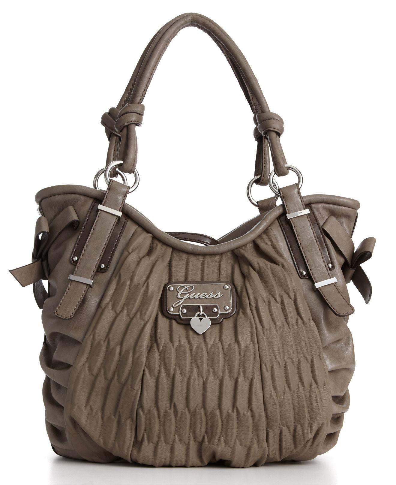 Cute guess handbag perfect for travel if it has a zipper bolsas bolsos cartera bolsos y moda - Carteras juveniles ...