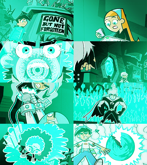 Danny Phantom grows up to be the most evil ghost on the planet, what do you want me to do about it?