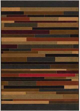 Modern Rugs | HipRugs - Contemporary Area Rugs, Tibetan Rugs, Designer Rugs Hip Rugs Contempo Tetris 2062/0062 Multi Color Rug