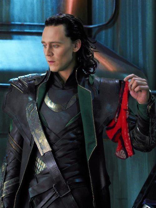 um Loki I kinda need those back now...but thanks for everything