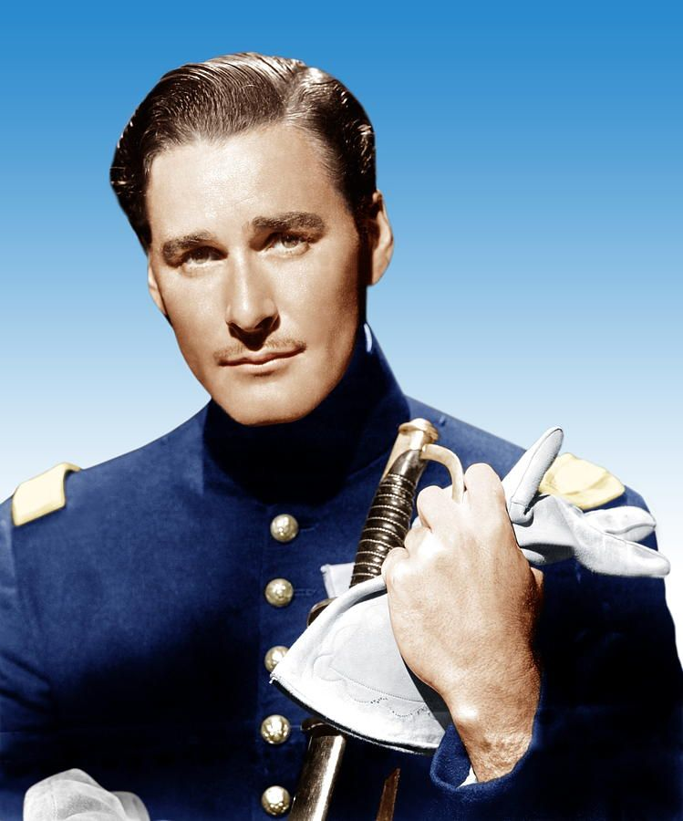 Image result for errol flynn color