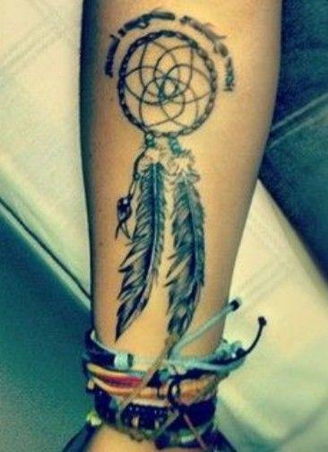 łapacz Snów Tatuaż Na Ręce Pomysły Na Tatuaż Tatuaż