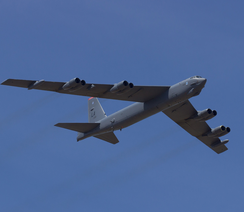Boeing B 52 Stratofortress Of The U S Air Force History: Boeing B-52H Stratofortress - USAF