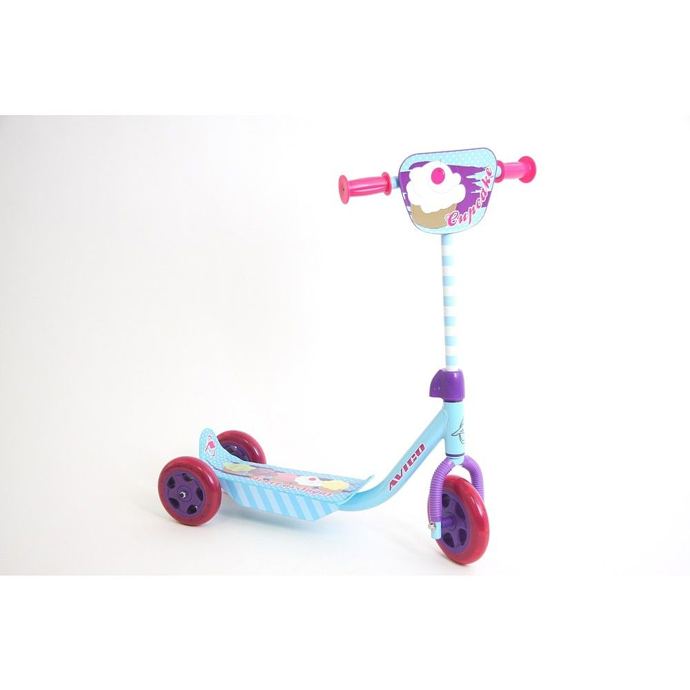 Avigo Cupcake 3 Wheel Scooter Stoneridge Cycle Toys R Us