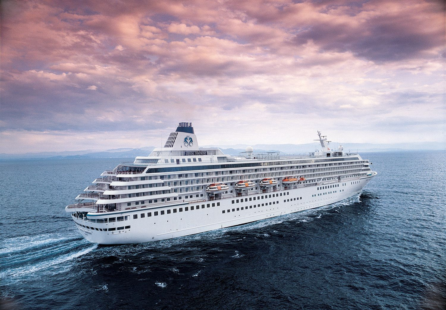 Crystal Cruises The Company Which Is Considered To Be The Best - Best cruise ship for honeymoon