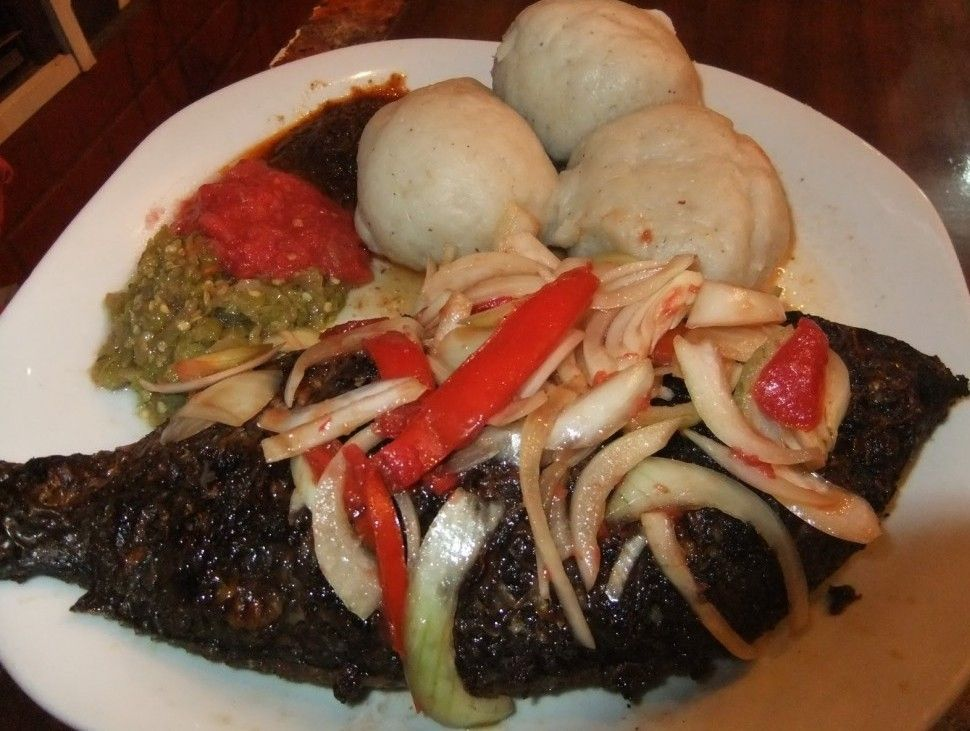 Image result for banku ghana