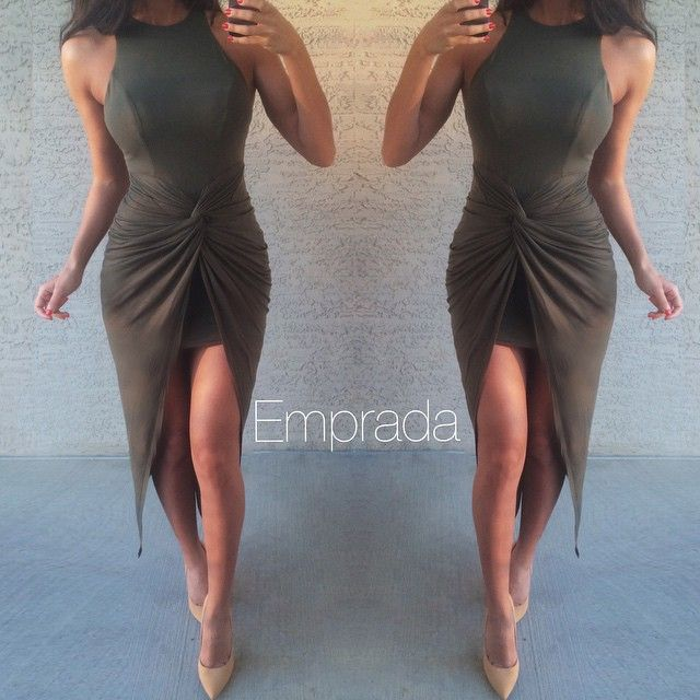 Olivine Dress By Emprada | Looks By Emprada | Dresses, Fashion