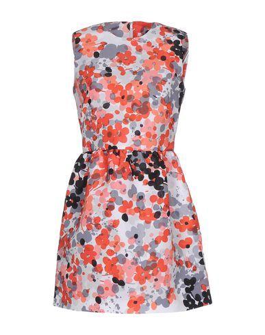 REDValentino Women's Short dress Orange 10 US