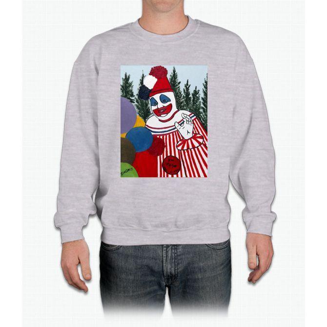 Pogo The Clown Crewneck Sweatshirt