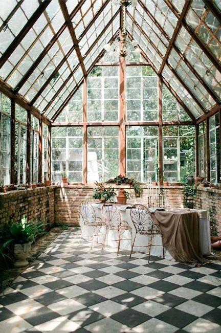Photo of Greenhouse Atrium