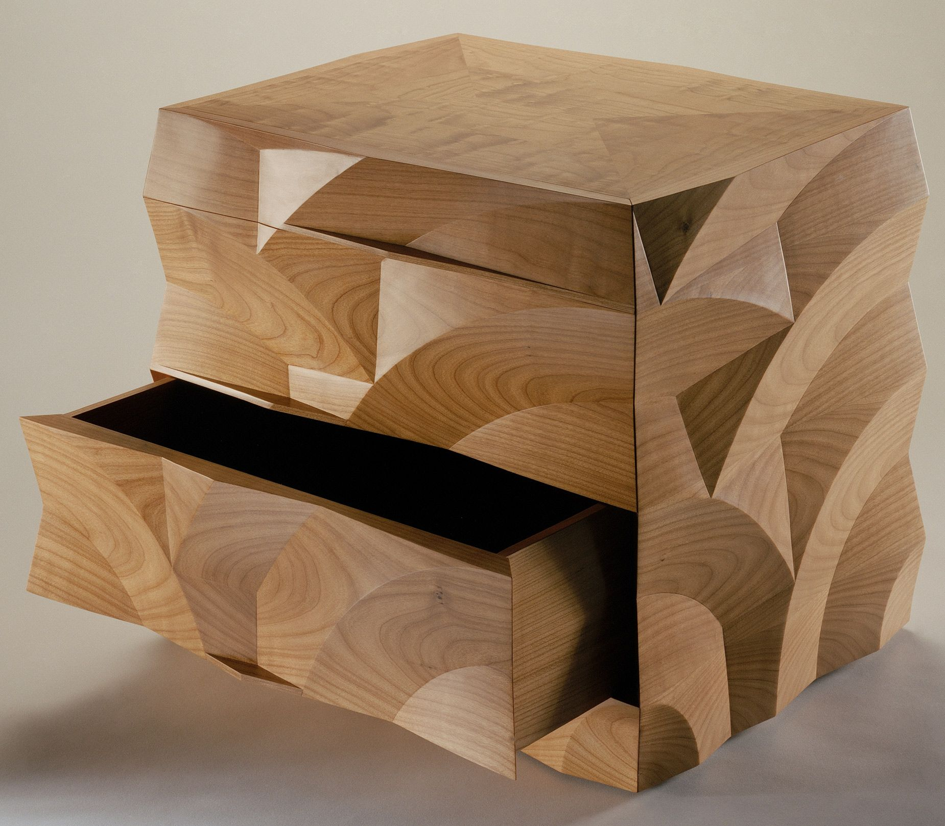 John makepeace furniture designer and maker 39 arcade 39 chest furniture pinterest Beautiful wooden furniture