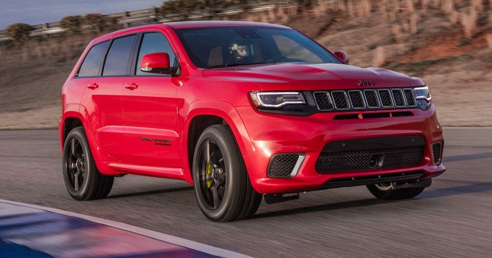 2018 Jeep Grand Cherokee Srt8 Redesign 20182019 Car Review