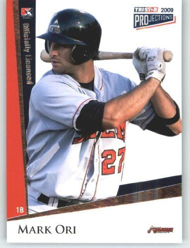 347f0a0cce 2009 TRISTAR PROjections #44 Mark Ori - Houston Astros (Rookie Prospect)  (Baseball Cards) by TRISTAR PROjections. $1.69. 2009 TRISTAR PROjections  #44 Mark ...