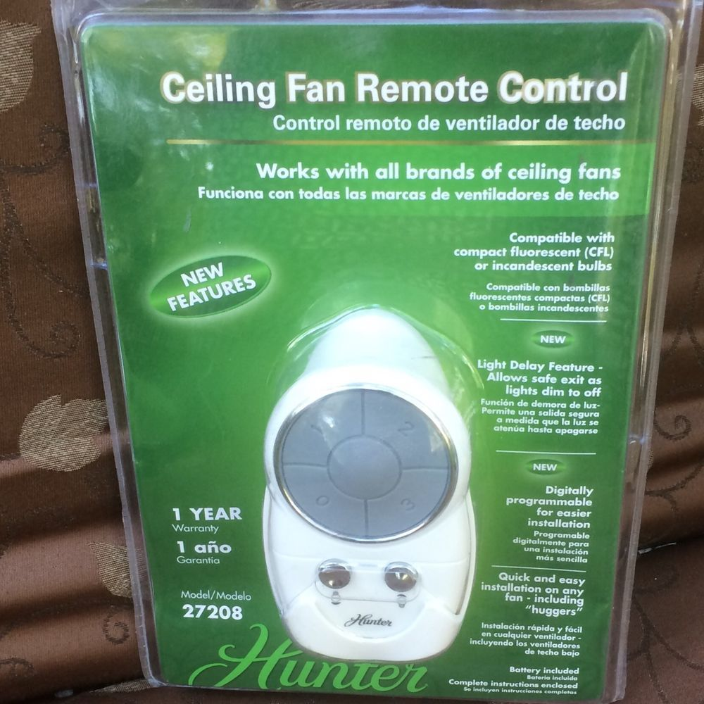 Universal Ceiling Fan Remote Controller Hunter 3 Speed Light Timer Cfl Ceiling Fan With Remote Ceiling Fan Remote Controls Lights Timer