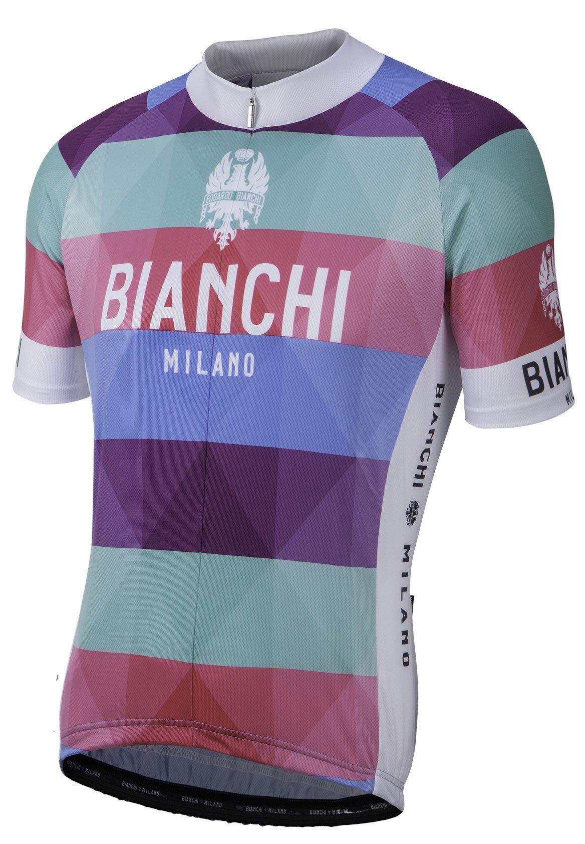 Bianchi-Milano Aviolo Stripe SS Jersey  4f6d7e31e