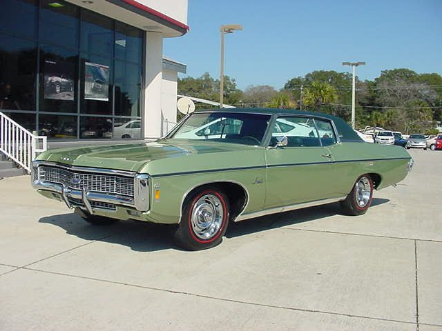 1969 Caprice Coupe 427 4bbl V8th400 Auto12bolt Axle Whideaway