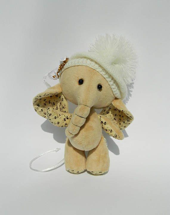 Plush Elephant Stuffed Animal Toy Soft Elephant Baby Plush Toy