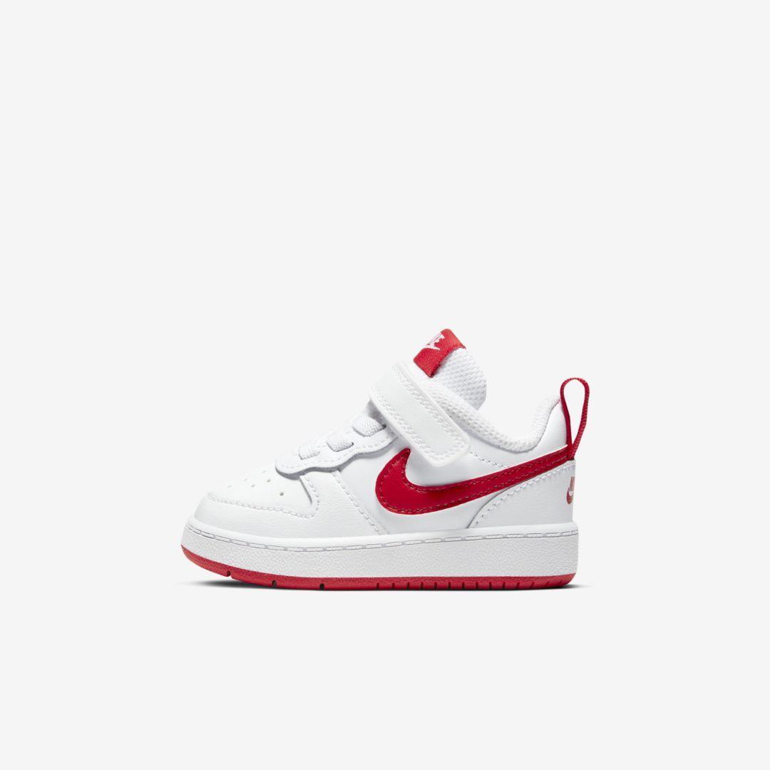 Nike Court Borough Low 2 Baby/Toddler