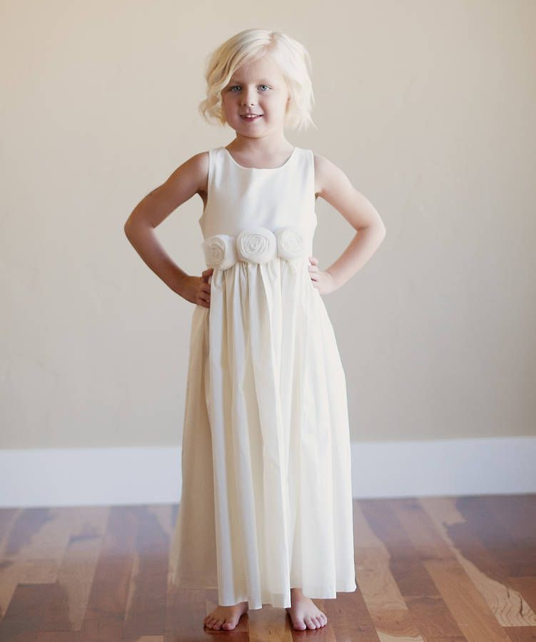 1000  images about Flower Girl Dresses on Pinterest - Wedding ...