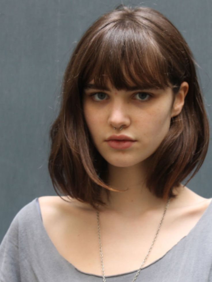 result lob with bangs