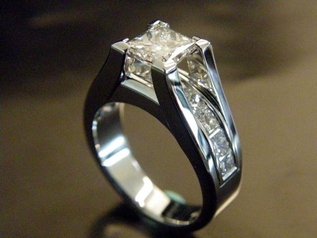 Ross Ezekiel Jewellery Diamond Engagement Wedding Eternity Rings
